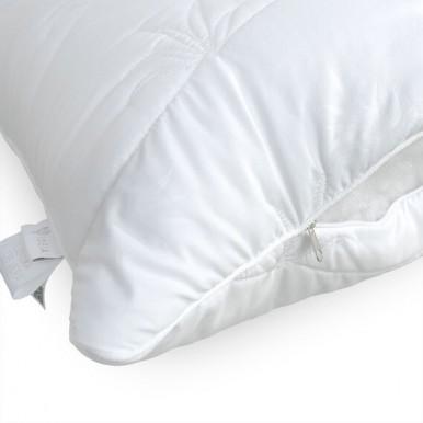 Подушка с пропиткой ALOE VERA   (средней жесткости)