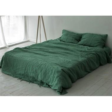 Лен Зеленый