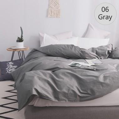 Серый + Белоснежный  микс