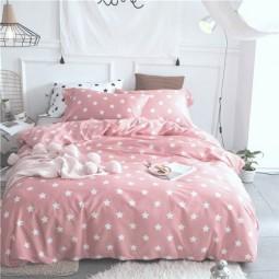 Звезды на розовом
