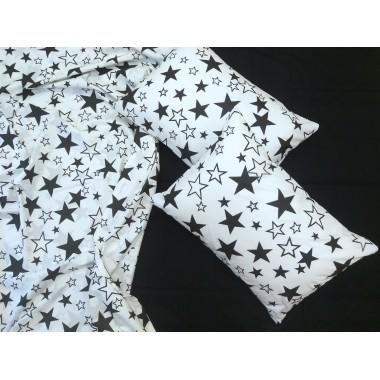 Звезды на черном