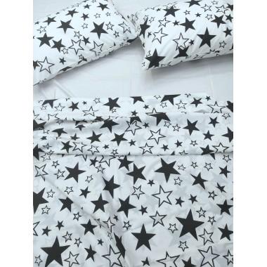 Звезды на белом