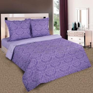 Византия фиолетовая компаньон (однотонный сиреневый)